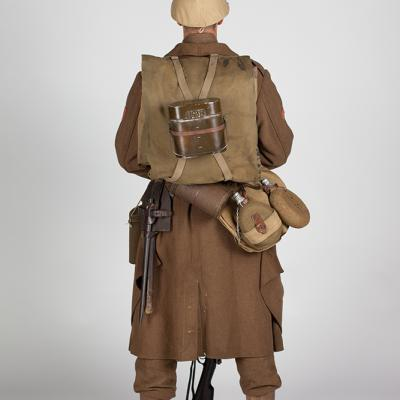 Uniform Belgian soldier in 1918
