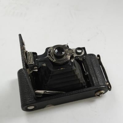 Eastman 1-A Kodak camera, used by a lot of Belgian servicemen.