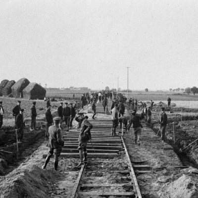 Onderhoud der spoorwegen