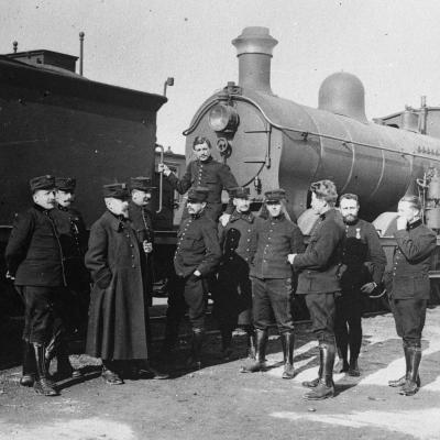 Spoorwegtroepen